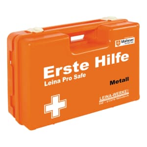 Erste Hilfe Koffer - Handwerk: Metall