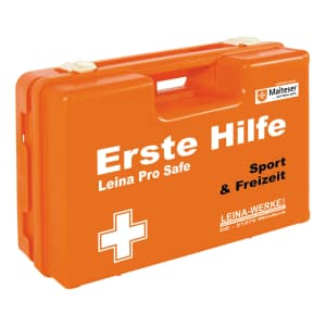 Erste-Hilfe-Koffer - Sport + Freizeit nach ÖNORM