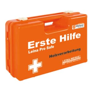 Erste-Hilfe-Koffer - Handwerk: Holzverarbeitung nach ÖNORM