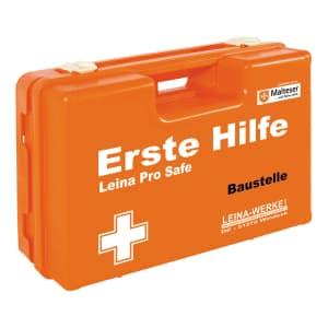 Erste-Hilfe-Koffer - Bau nach ÖNORM