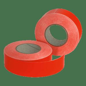 Markierungsband, fluoriszierend - Rolle
