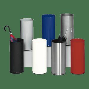 Schirmständer in glatter Ausführung - Inhalt 30 Liter