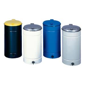 Tretabfallsammler mit Müllsackhalter - Inhalt 60 Liter