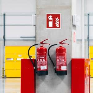 Schild Feuerlöscher nach ISO 7010
