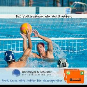 Erste Hilfe Koffer Wassersport - Söhngen® SPORT