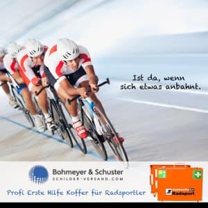Erste Hilfe Koffer Radsport - Söhngen® SPORT