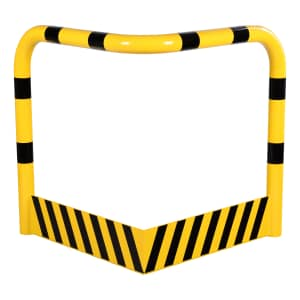 Eckschutzbügel B&S BASIC PRO mit Unterfahrschutz