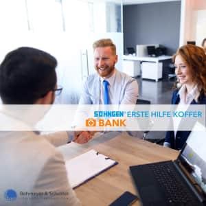 Erste Hilfe Koffer Bank DIN 13157 / ASR A4.3 - Söhngen® DIREKT