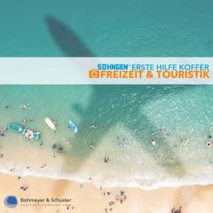 Erste-Hilfe-Koffer Freizeit und Touristik DIN 13157 / ASR A4.3 - Söhngen® Beruf Spezial