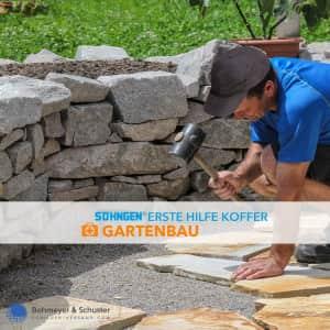 Erste Hilfe Koffer Gartenbau DIN 13157 / ASR A4.3 - Söhngen® DIREKT