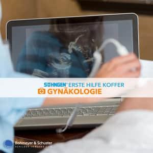 Medizinischer Notfallkoffer Gynäkologie - Söhngen®
