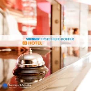 Erste-Hilfe-Koffer Hotel und Gastronomie DIN 13157 / ASR A4.3 - Söhngen® Beruf Spezial
