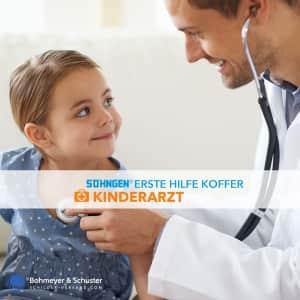 Medizinischer Notfallkoffer Pädiatrie - Söhngen®