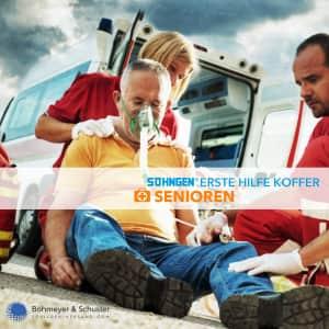 Notfallkoffer MT-CD Erste Hilfe Senioren Notfall, Söhngen
