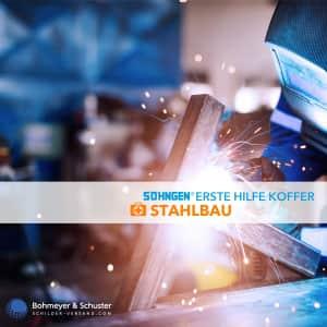 Erste-Hilfe-Koffer Beruf Spezial - Stahlbau nach Ö-Norm Z 1020-1, Söhngen