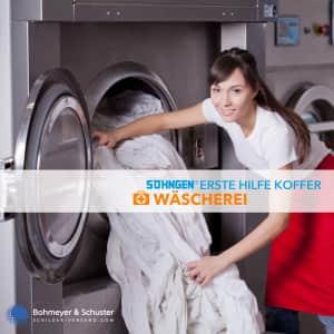 Erste Hilfe Koffer Wäscherei DIN 13157 / ASR A4.3 - Söhngen® DIREKT