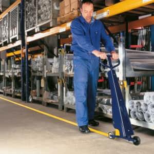 Markiergerät-Set PROline-tape für Bodenmarkierung
