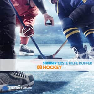 Erste Hilfe Koffer Hockey - Söhngen® SPORT
