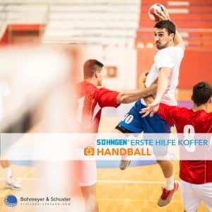 Erste Hilfe Koffer Handball - Söhngen® SPORT