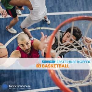 Erste Hilfe Koffer Basketball - Söhngen® SPORT