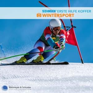 Erste Hilfe Koffer Wintersport - Söhngen® SPORT