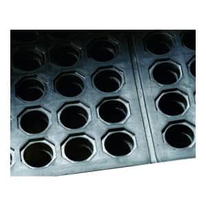 Schmutzfangmatte / Ringgummimatte YOGA ALLROUND mit gelochter Oberfläche