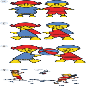 Spielplatzschild mit Text / Symbol nach Ihren Angaben