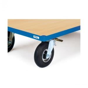 Räder mit Luft-Bereifung
