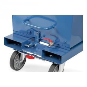 Muldenkipper - Inhalt 450 / 600 / 800 Liter