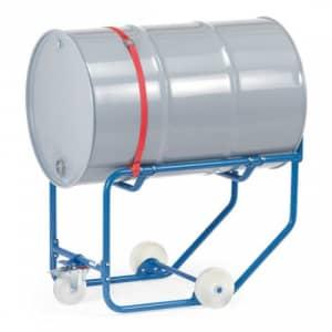 Fasskipper ohne Hebelstange, fahrbar - Tragkraft 250 kg