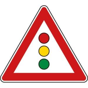 VZ 131 | Verkehrsschild Lichtzeichenanlage