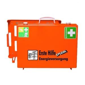 Erste-Hilfe-Koffer Beruf Spezial - Energieversorgung