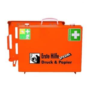 Erste-Hilfe-Koffer Beruf Spezial - Druck und Papier