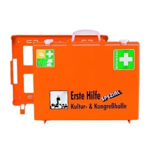 Erste-Hilfe-Koffer Beruf Spezial - Kultur- und Kongresshalle