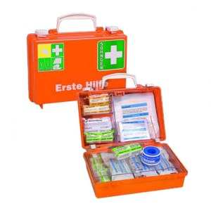 Erste-Hilfe-Koffer QUICK-CD