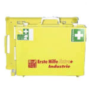 Erste-Hilfe-Koffer MT-CD - mit Aufschrift: Industrie