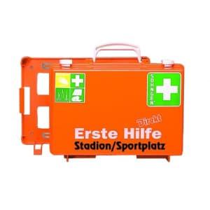 Erste Hilfe DIREKT - Stadion/Sportplatz