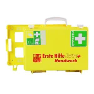 Erste-Hilfe-Koffer - mit Aufschrift: Handwerk