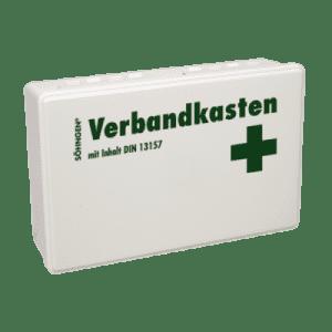 Verbandkasten KIEL aus Kunststoff - DIN 13157
