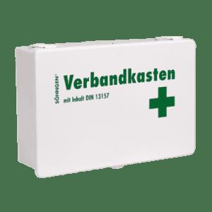 Verbandkasten KIEL aus Stahlblech - DIN 13157