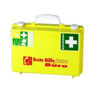 Erste-Hilfe-Koffer SN-CD - mit Aufschrift: Büro, nach Ö-Norm Z 1020-1