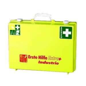 Erste-Hilfe-Koffer MT-CD - mit Aufschrift: Industrie, nach Ö-Norm Z 1020-2