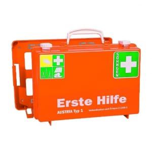 Erste-Hilfe-Koffer SN-CD nach Ö-Norm Z 1020-1