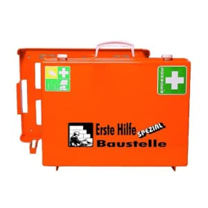 Erste-Hilfe-Koffer Beruf Spezial - Baustelle nach Ö-Norm Z 1020-1
