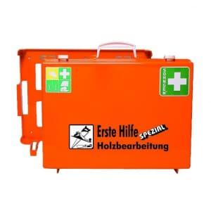 Erste-Hilfe-Koffer Beruf Spezial - Holzbearbeitung nach Ö-Norm Z 1020-1