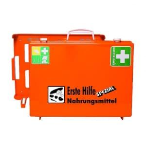 Erste-Hilfe-Koffer Beruf Spezial - Nahrungsmittel nach Ö-Norm Z 1020-1
