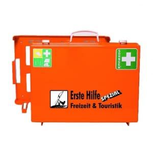 Erste-Hilfe-Koffer Beruf Spezial - Freizeit und Touristik nach Ö-Norm Z 1020-1