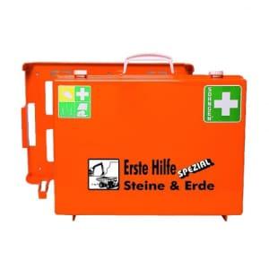 Erste-Hilfe-Koffer Beruf Spezial - Steine und Erde nach Ö-Norm Z 1020-1