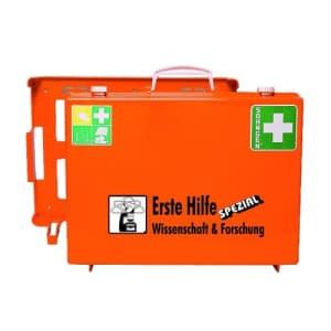 Erste-Hilfe-Koffer Beruf Spezial - Wissenschaft und Forschung nach Ö-Norm Z 1020-1