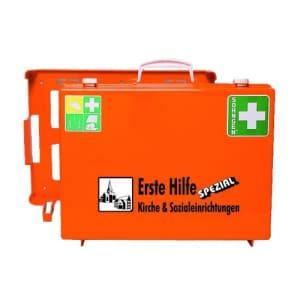 Erste-Hilfe-Koffer Beruf Spezial - Kirche und Sozialeinrichtungen nach Ö-Norm Z 1020-1